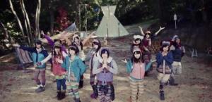NMB48 Hoshizora no Caravan 1
