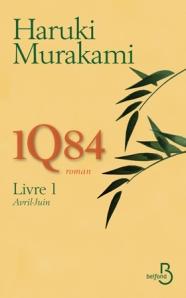 1Q84 Haruki Murakami Livre 1