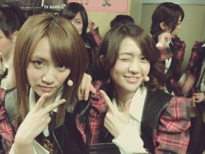 [Interview]La relève des AKB48 selon Takamina et Yuko