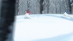 Ame and Yuki 3D (5)