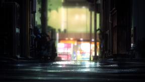 Kara no Kyoukai 3 Tsuukaku Zanryuu - Effet de Flou